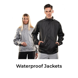 Shower Proof Jackets