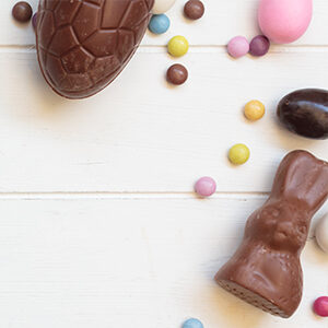 Branded Easter Chocolates Promotion