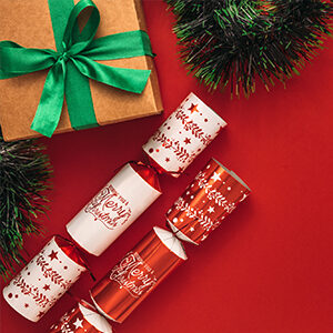 Christmas Crackers Promotion