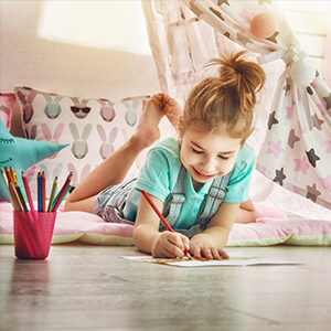 Engage With The Younger Crowd With Cotton Bags & Crayons