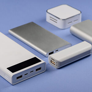 More Power With Powerbanks