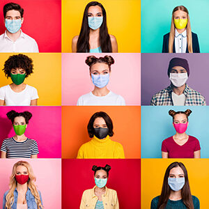 Not All Masks Are Created Equal