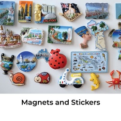 Magnets Stickers