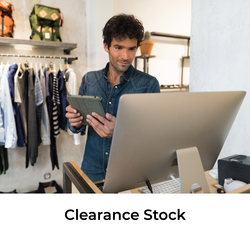 Clearance Stock