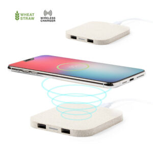 WHEAT WIRELESS CHARGER