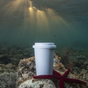 COMPOSTABLE CUP PETEL