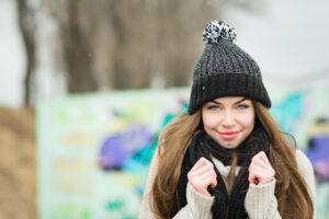 Beanies and Scarves
