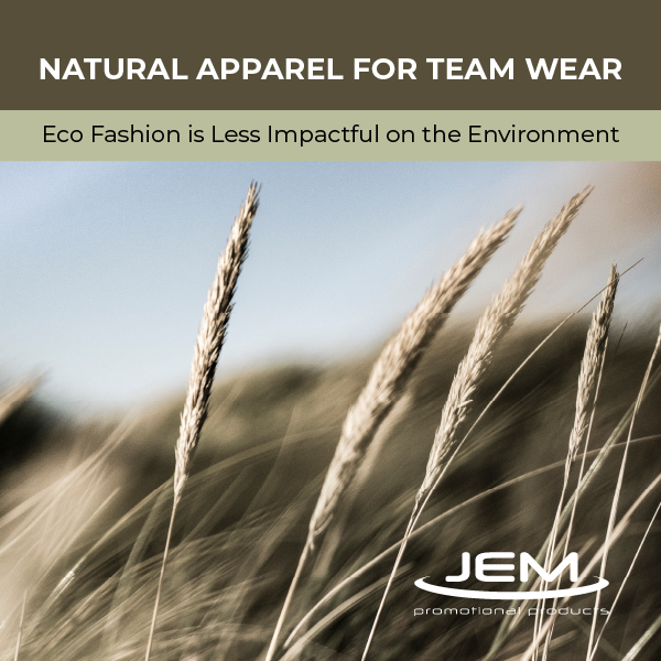 Natural Apparel for Team Wear