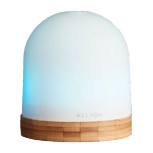 SOL ULTRASONIC AROMATHERAPY DIFFUSER [120ML   8HRS]
