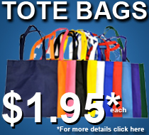 Special Offer on Tote Bags